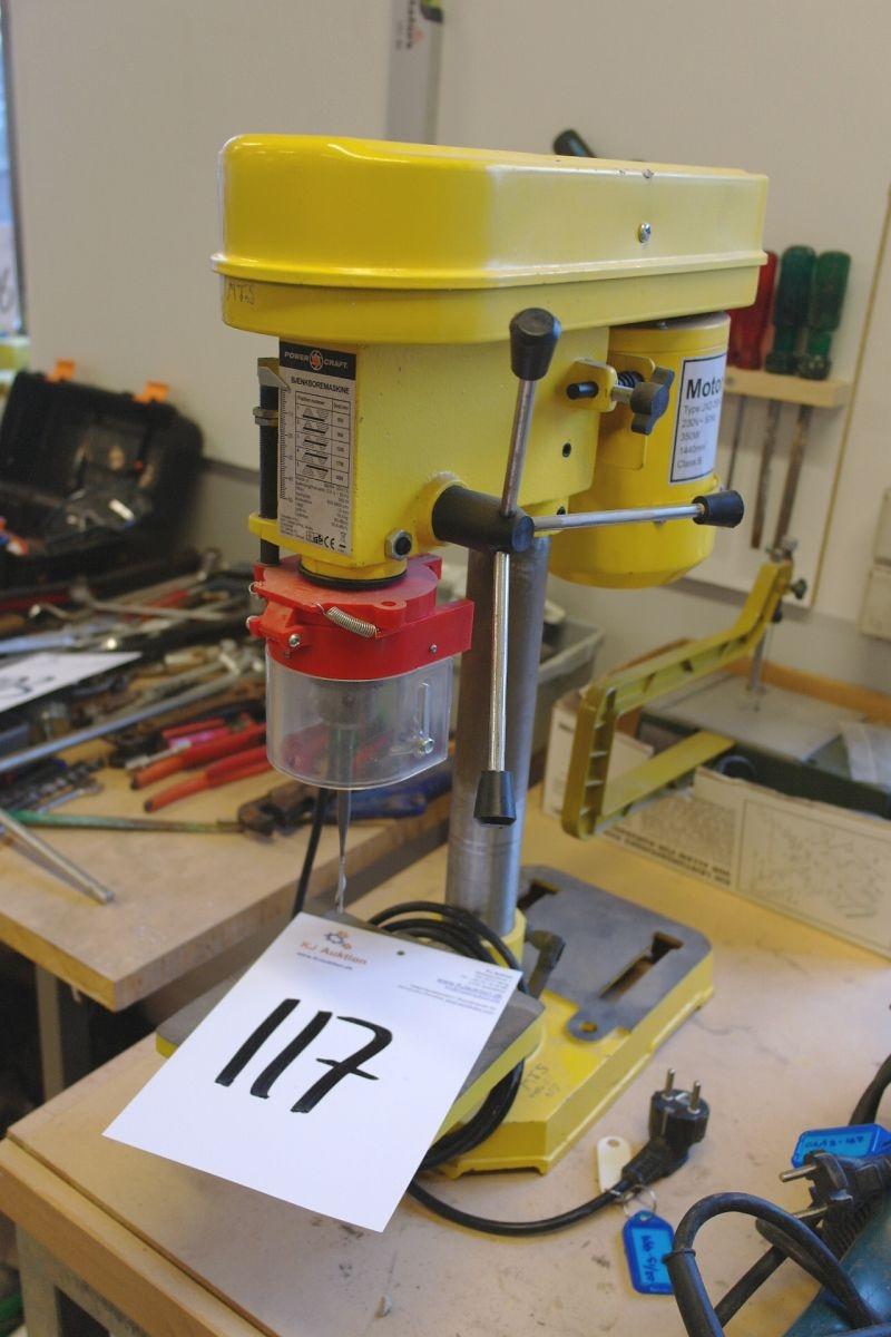 Bench drill type JXZ-350-4 - KJ Auktion - Machine auctions