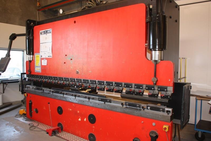 CNC press brake, Promecam ST 160 40 0111  Indic: PC 08 84 Working
