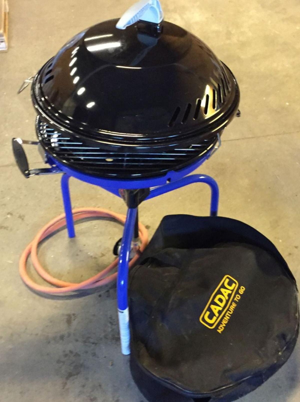 Cadac Adventure To Go.Gas Barbecue Cadac Kj Auktion Machine Auctions