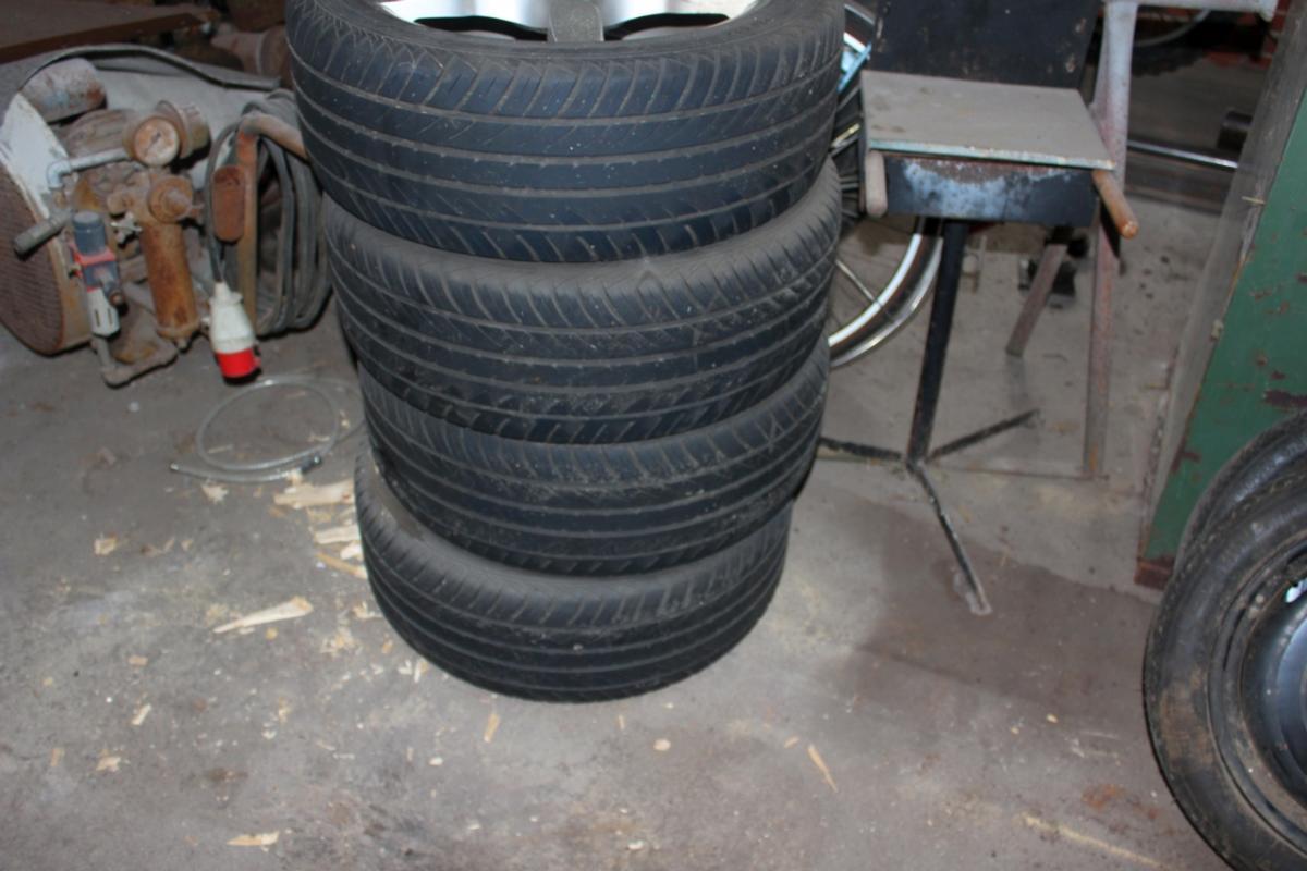 4 Reifen Ohne Felgen 225 45 Z R17 Sommerreifen Kj