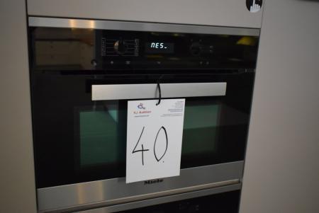 kombineret ovn og mikroovn