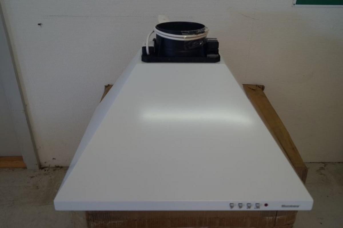 Topmoderne Emhætte væghængt mrk. Blomberg B: 60 cm ubrugt - KJ Auktion CI-73