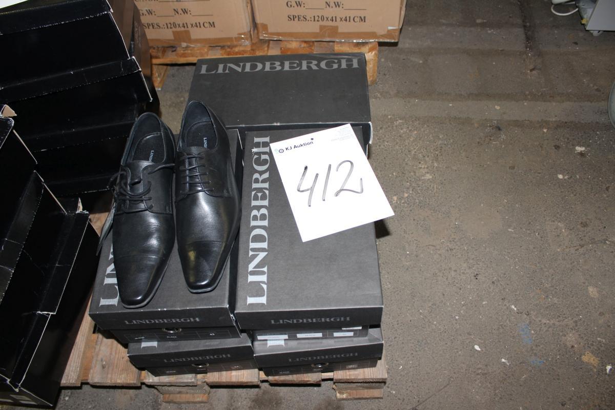 7341dd50a93 6 par sorte herresko Mrk. Lindbergh str 42 - 43 - 44 - 45 NYE - KJ ...