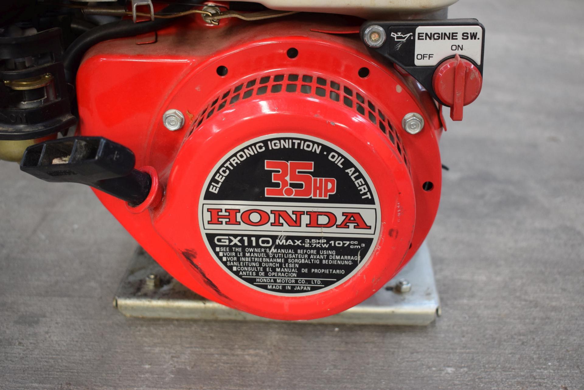 Fantastisk Benzin vandpumpe, mrk. Honda + 1 stk. pumpe til reservedele - KJ FL19