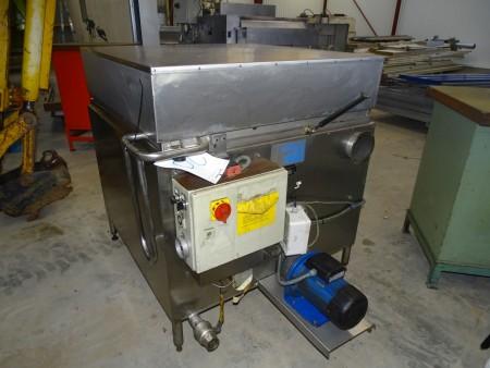 Værktøjsvasker. TEIJO. Ca. 200x120 cm. Type: TL-900SS. Med olieudskæmmer