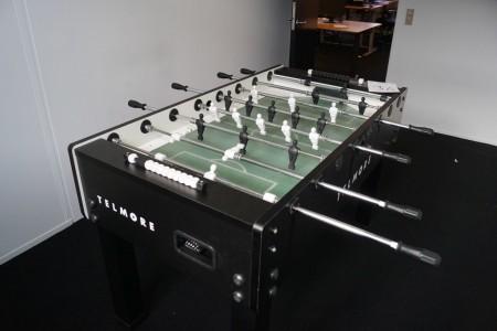 Telmore foosball game 143x75x86 cm
