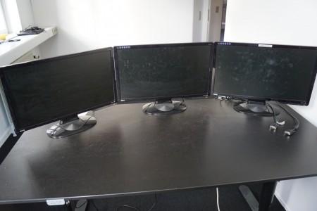 3 pcs BENQ screens