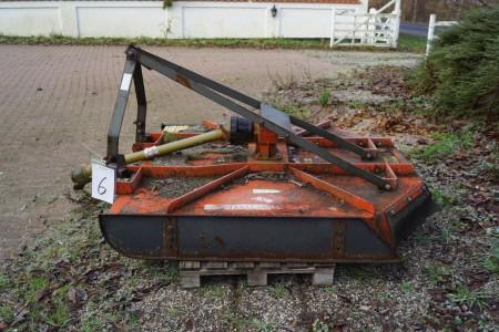 Brakpudser Kuhn model Bav 1550 vintage 2001 width 160 cm