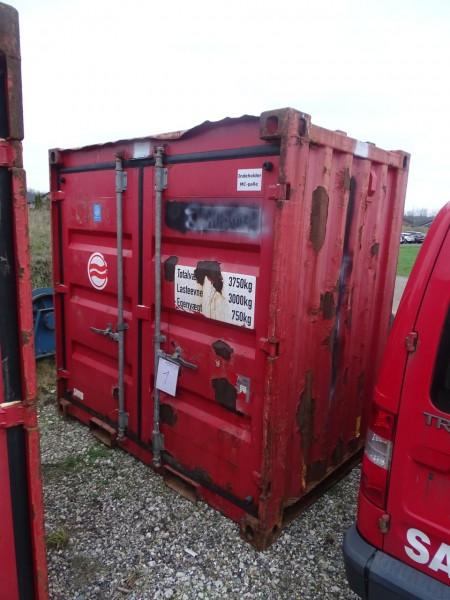 Materiale containere, last 3000kg, udvendige mål: 1420mmx2240mmx2160mm