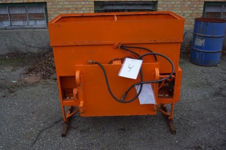 Salter til minilæsser hydraulisk B:120