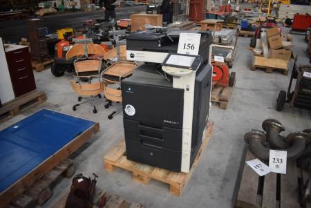 Konika Minolta Printer Bizhub C220