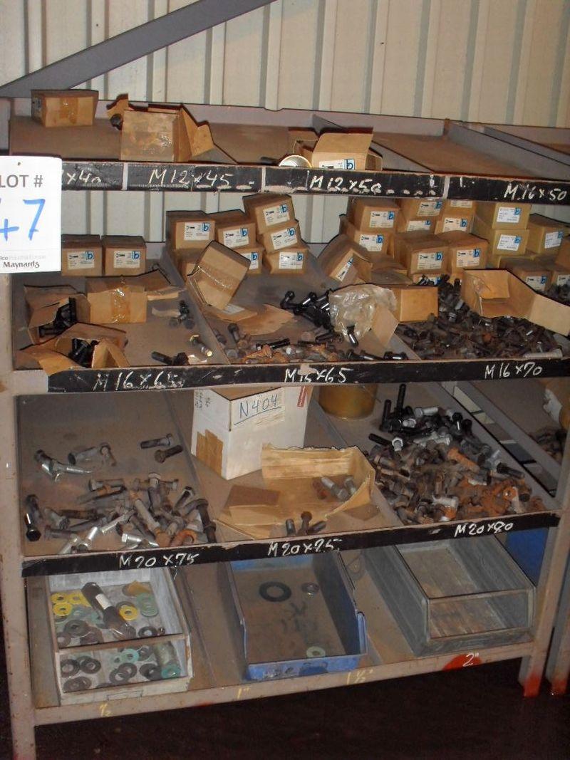 Units storage studs Nuts