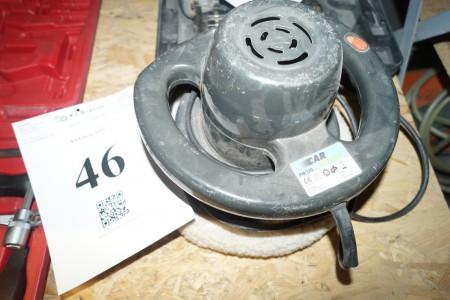 Car jack polermaskine 230 volt.