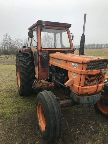 Traktor Fiat 800
