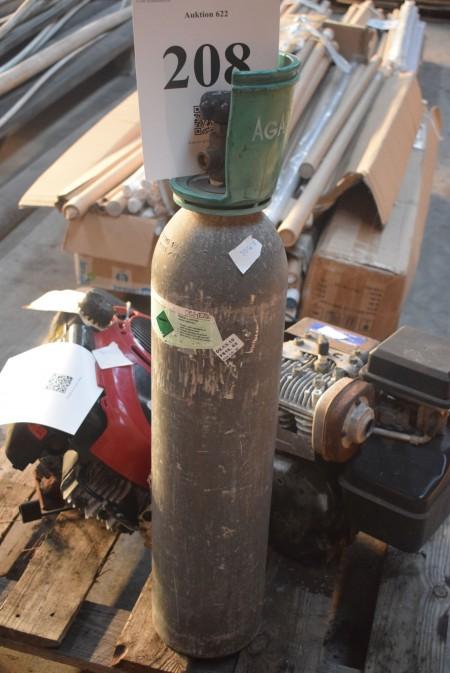 CO2 bottle 6 kg.