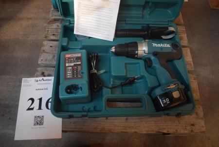 Makita screwdriver. unused