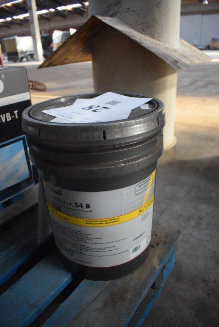 Wire rope lubricant shell nature S2