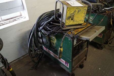 MIGATRONIC KME 400 WATER-COOLED, with wire box and cables, Fully functional