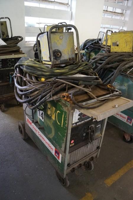 MIGATRONIC KME 550 med trådboks og kabler, Fuld funktionsdygtig