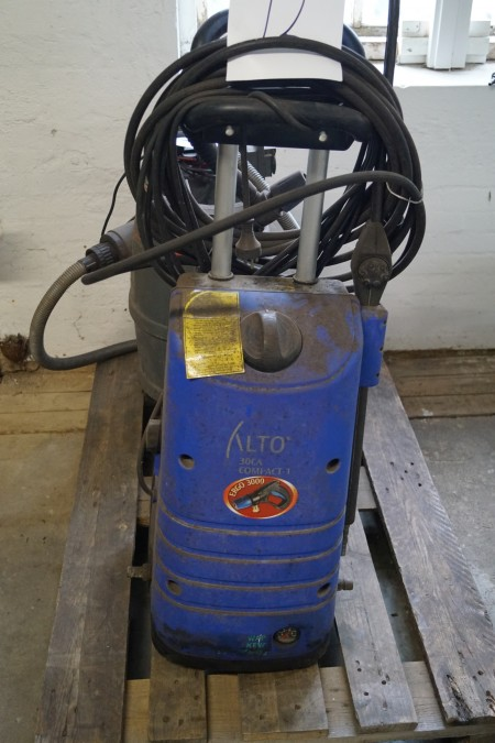 ALTO 30CA COMPACT-1 højtryksrenser, ikke afprøvet