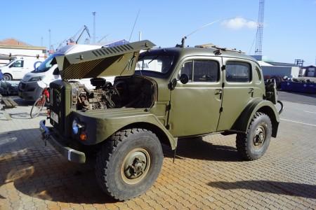 VOLVO RGP P2104, Svensk militær køretøj, original med udstyr, kører og starter, veteran, kilometerstand 57.000, 3,3 liter, benzin, 92 HP, skal synes ved ejerskifte, sidst syn år 2016, skal synes hver 8 år