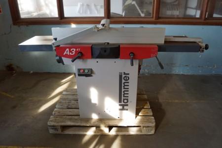 Straightener - Thicknesser Hammer A3-41