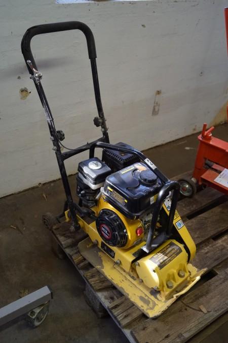 Plate vibrator 62 kg vintage 2014 plate 43x35 cm tested ok