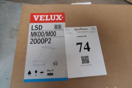 2 stk. Velux LSD MK00/M00 2000P2