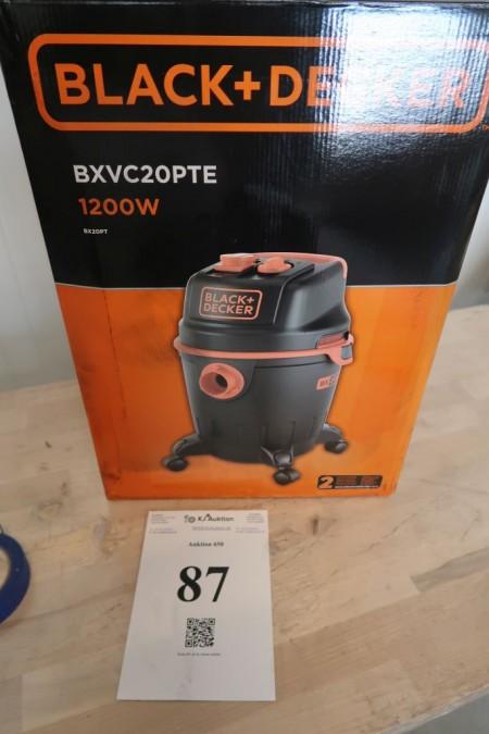Støvsuger Black & Decker, 230V, 1200W
