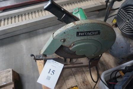 Rundsav. Mrk. Hitachi. 230 volt. 50/60 Hz