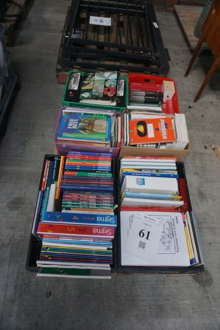 Parti bøger