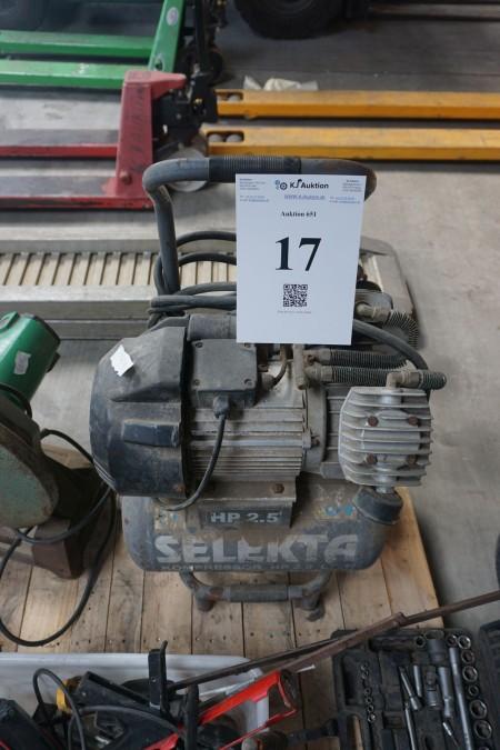 Kompressor. 230 volt. 50 Hz.