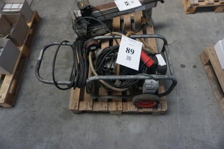 Højtryksrenser. 90LA4-24FT115G. 50 Hz.