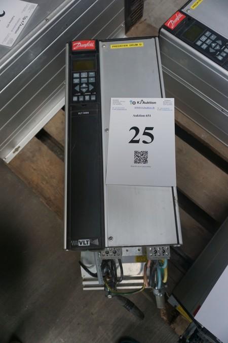 Danfoss frekvensomformer. VLT 5000.