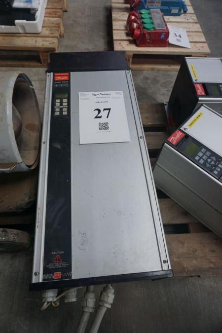 Danfoss HVAC Drive. VLT. Type: 3516.