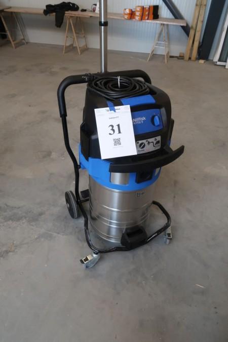Støvsuger Nilfisk ATTIX 9, 230V, 2400/3000W