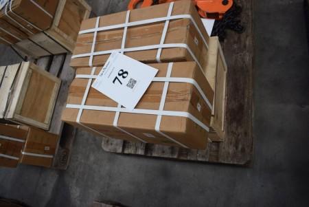 3 stk. ubrugte kædetalje, 1 stk 3 ton, 1 stk 6 ton, 1 stk 9 ton