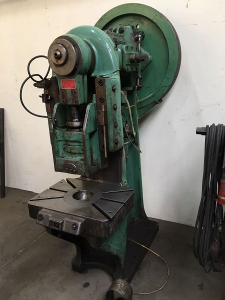 External presses pmb ep-45, Year: 1962, with equipment for automatic transmission.