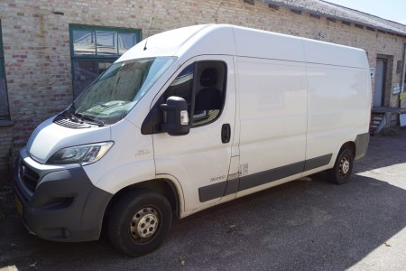Fiat Ducato 2.3 Mjt 130 Box reg. No .: AN63991 sold without plates Mileage: approx. 135000