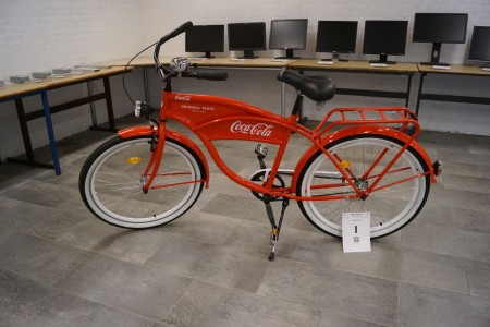 CocaCola cykel ubrugt.