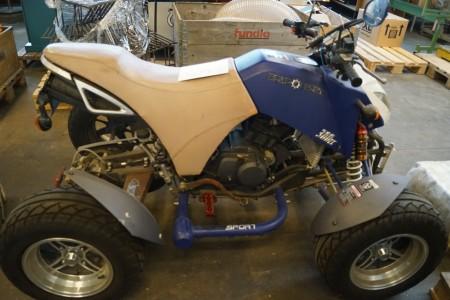 Roadsport 300cc ATV stand ukendt.