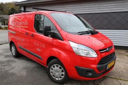Ford Transit Custom 2.2TDCI 125hk, reg nr AZ22379