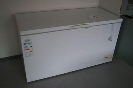 Kummefryser mærke: scan cool. 154*70*84 cm.
