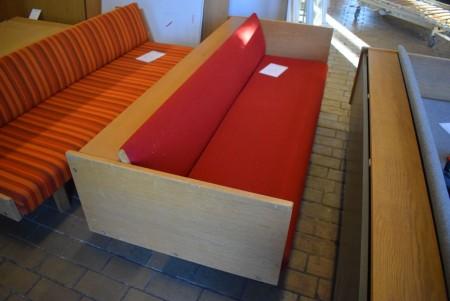 Retro Schlafsofa 205,5x87x67,5 cm