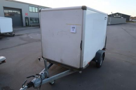 Cargo trailer Variant, Totalvægt 1000 kg. Reg nr. AV7600