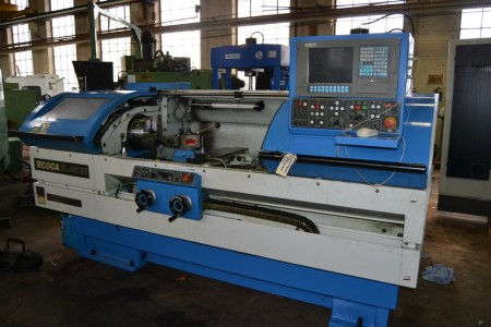 CNC-Lathe Manuf.: ECOCA , Type: EL4615 Build: 2000