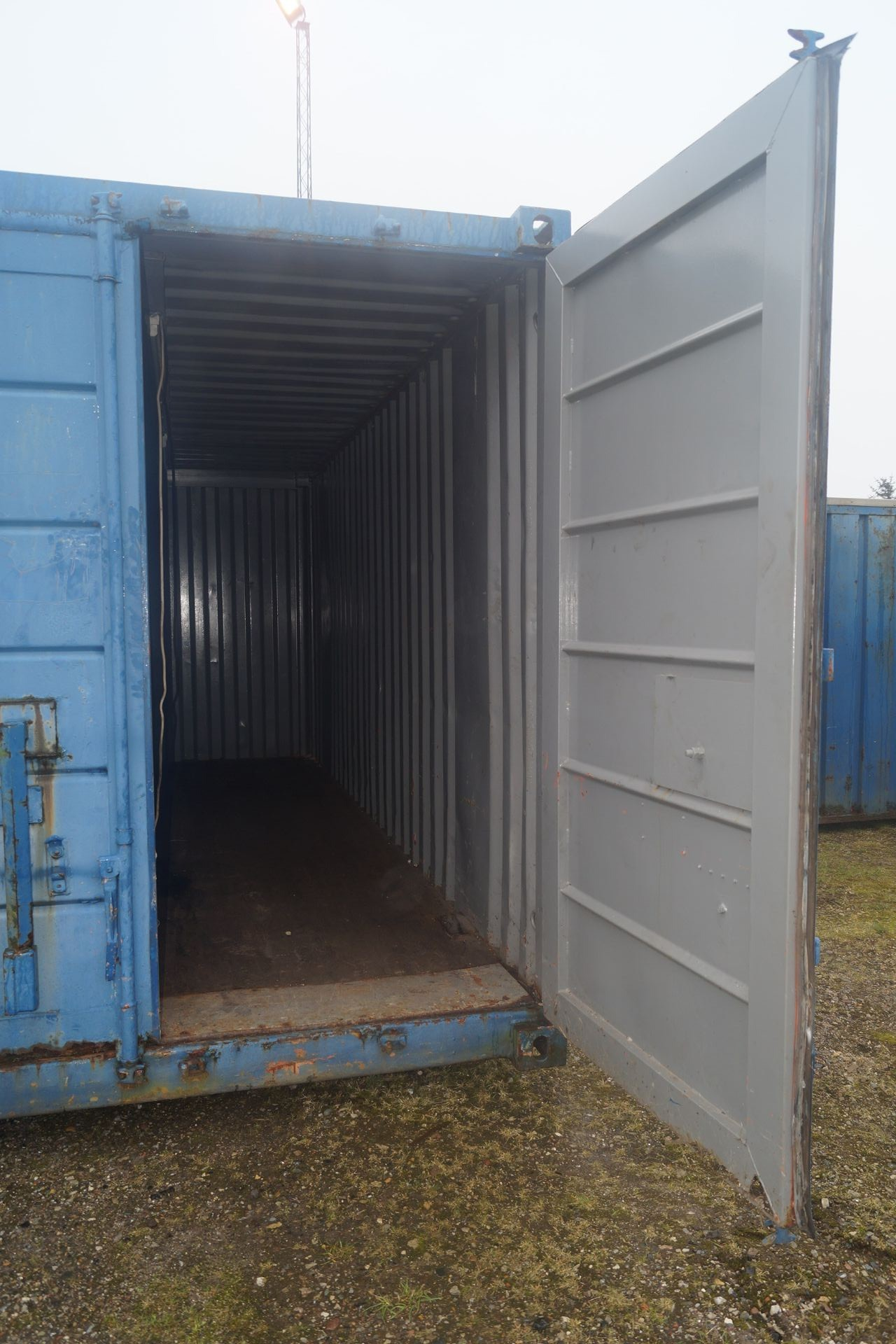 Container Auktion