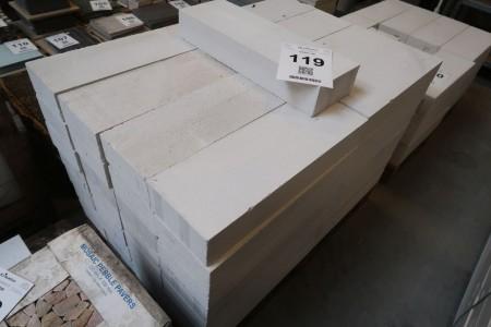57 stk. multiblokke, 10x20x60 cm
