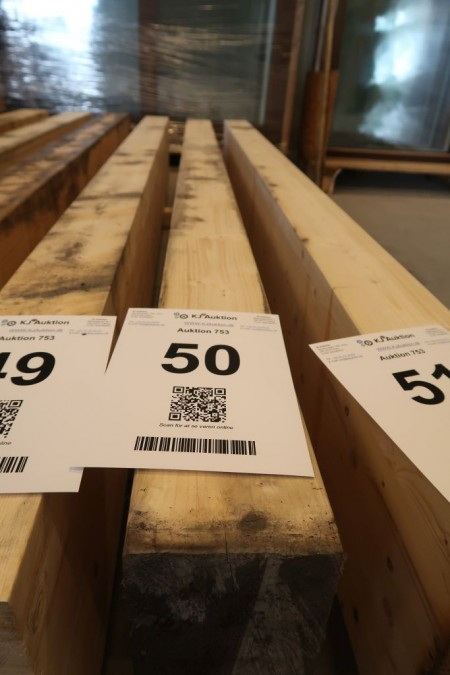 Limtræsbjælke, 115x300 mm, længde 240 cm