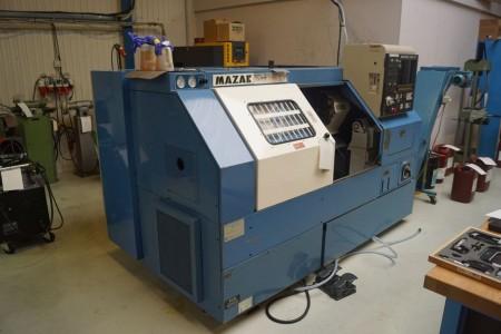 CNC drejebænk. Model: Mazak